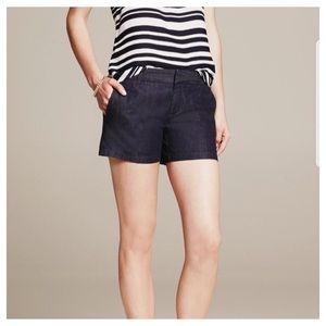 Banana Republic Hampton Fit Shorts
